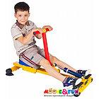 Тренажер детский механический гребной с одной рукояткой (SH-04-A), фото 3