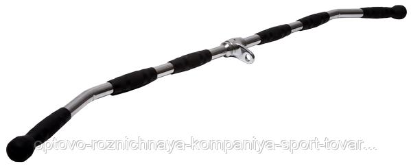 Рукоятка для тяги за голову 122 см (FT-MB-48-RLB)