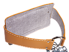 Ремень для подвешивания отягощений к поясу, винилискожа, фото 4