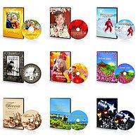 Печать на CD, DVD диски