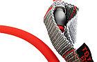 Эспандер трубчатый TOTAL BODY (латекс) красный 6,8 кг, фото 5