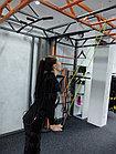 Эспандер трубчатый TOTAL BODY (латекс) красный 6,8 кг, фото 10