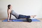 Цилиндр для йоги компактный 30 см EPE розовый (FT-YFMR-30-11-PINK), фото 3