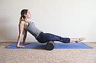 Цилиндр для йоги компактный 30 см EPE розовый (FT-YFMR-30-11-PINK), фото 6