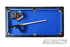 Бильярдный стол складной Компакт 6фт Пул (с комплектом), фото 7