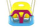 Детские пластиковые качели 3в1 Kampfer, фото 6