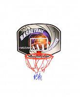 Щит баскетбольный с мячом и насосом Midzumi (BS01540)