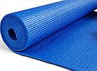 Коврики для йоги (61х173х0.6 см) ПВХ, с чехлом, фото 4