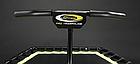 Фитнес батут для джампинга с ручкой LeeFitness Pro, фото 2