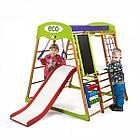 Детский спортивный комплекс для квартиры Карамелька Plus 3, фото 6