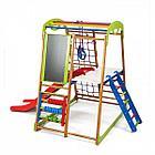 Детский спортивный комплекс для дома BabyWood Plus 3, фото 3