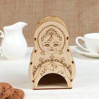 Чайный домик 'Матрёшка' 10х10,5х16см