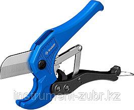 Ножницы автоматические с лезвием из инструментальной стали У8А для пластиковых труб, максимальный d=42 мм