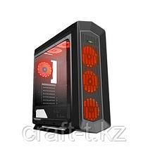 Корпус для компьютеров Gamemax Asgard Black ATX  ECO (G516)-RED ATX