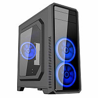 Корпус для компьютеров Gamemax G561 Black ATX