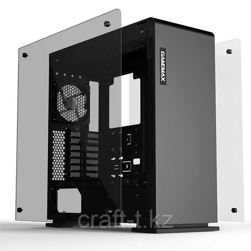 Корпус для компьютеров Gamemax VEGA Black