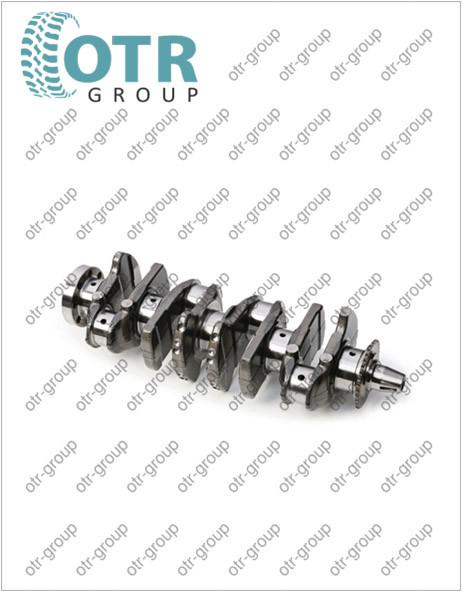 Коленвал Doosan 225LC-V 65.02101-6018A
