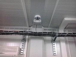 Система IP видеонаблюдения на ПС 110\10 кВ вдоль ж\д Жезказган - Бейнеу 6