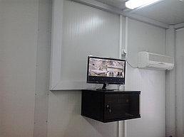 Система IP видеонаблюдения на ПС 110\10 кВ вдоль ж\д Жезказган - Бейнеу 8