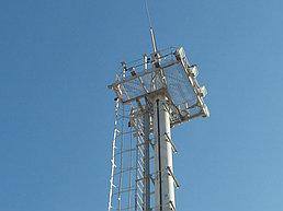 Система IP видеонаблюдения на ПС 110\10 кВ вдоль ж\д Жезказган - Бейнеу 9