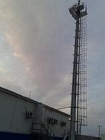 Система IP видеонаблюдения на ПС 110\10 кВ вдоль ж\д Жезказган - Бейнеу 11