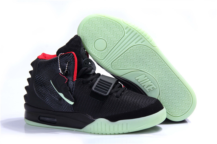 Кроссовки Nikе Air Yeezy 2 NRG Red (36-46)