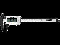 """Штангенциркуль STAYER """"MASTER"""" электронный, пластик корпус, шаг измерения 0,1, 150мм, фото 1"""