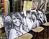 Печать фото на холсте в Астане