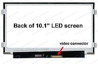 Экран для ноутбука/ дисплей для ноутбука (матрица)10,1'  40 pin Slim / LP101WSB(TL)(N1)