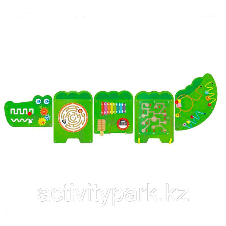 Настенный модуль - Крокодил