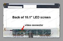 """Экран для ноутбука/ дисплей для ноутбука (матрица) 10,1"""" 40 pin стандарт / M101NWT2 R1"""