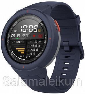 Умные часы Xiaomi Amazfit Verge Blue