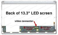 "Экран для ноутбука/ дисплей для ноутбука (матрица) 13,3""  СТАНДАРТНАЯ / LP133WH1 (TL)(B1)"