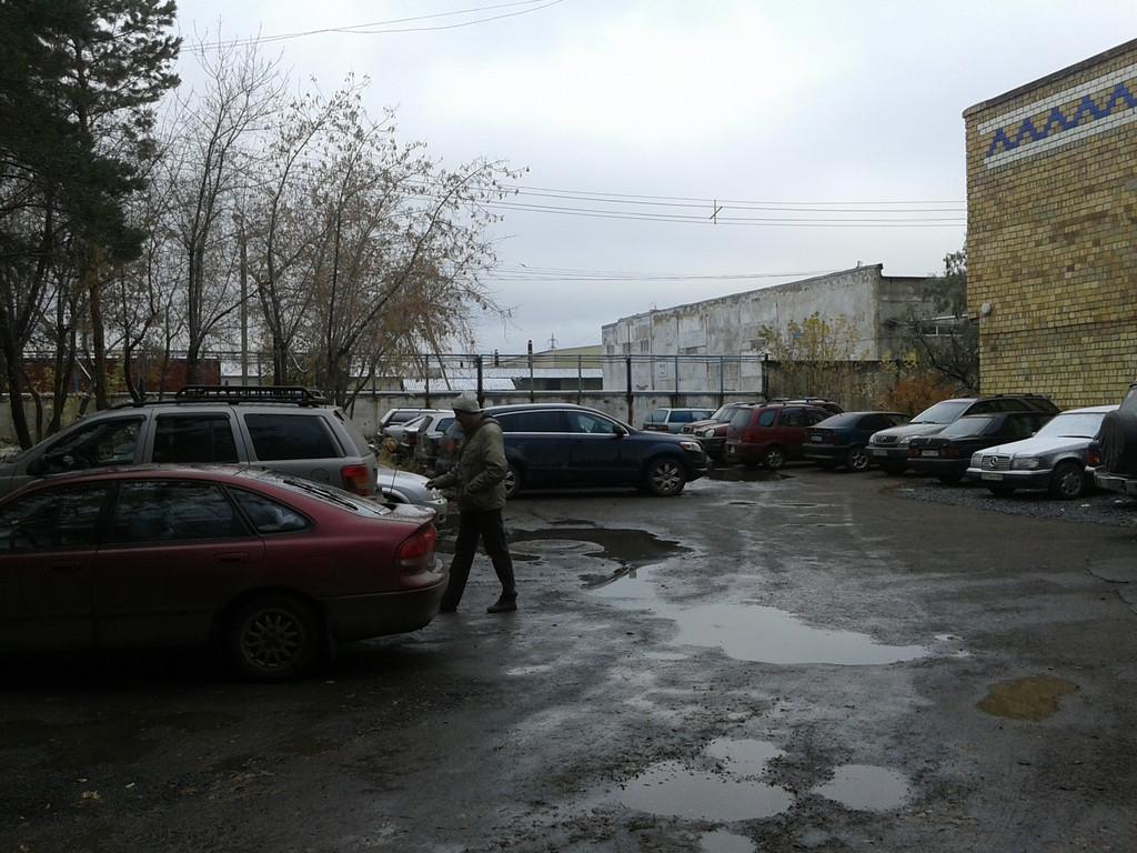 """Монтаж  системы IP видеонаблюдения для ТОО """"Азимут"""""""