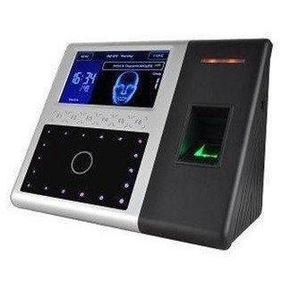 Мультибиометрический терминал учёта рабочего времени ZKTeco uFace302-ID