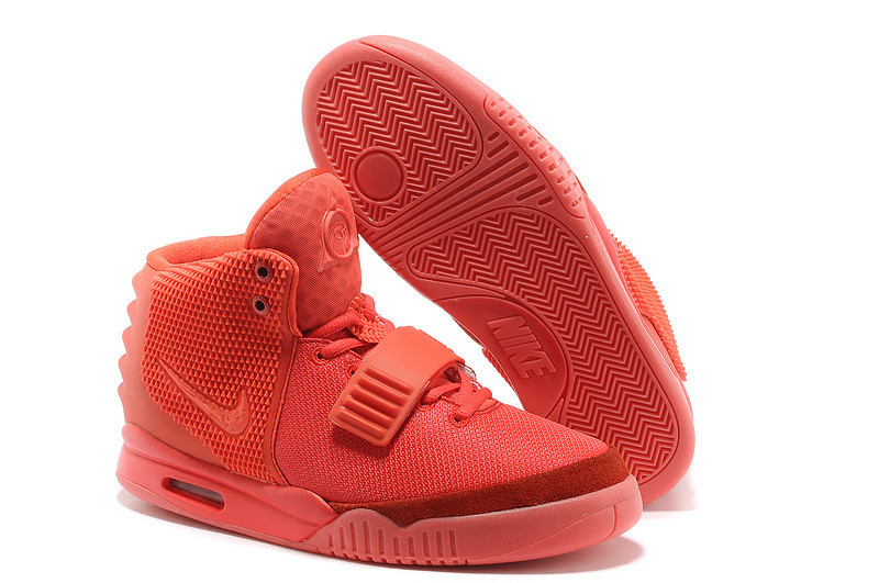 Кроссовки Nikе Air Yeezy 2 NRG Red October (36-46)