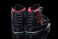 Кроссовки Nike Air Yeezy 2 NRG Black Graffiti (40-46), фото 4