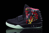 Кроссовки Nike Air Yeezy 2 NRG Black Graffiti (40-46), фото 3