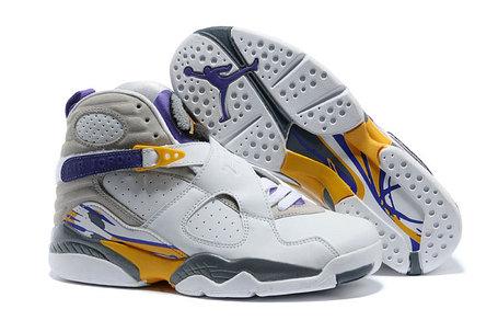Nike Air Jordan 8 баскетбольные кроссовки, фото 2
