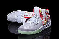Кроссовки Nike Air Yeezy 2 NRG White Graffiti (40-46), фото 3