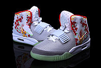 Кроссовки Nike Air Yeezy 2 NRG White Graffiti (40-46), фото 2