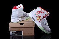 Кроссовки Nike Air Yeezy 2 NRG White Graffiti (40-46), фото 7