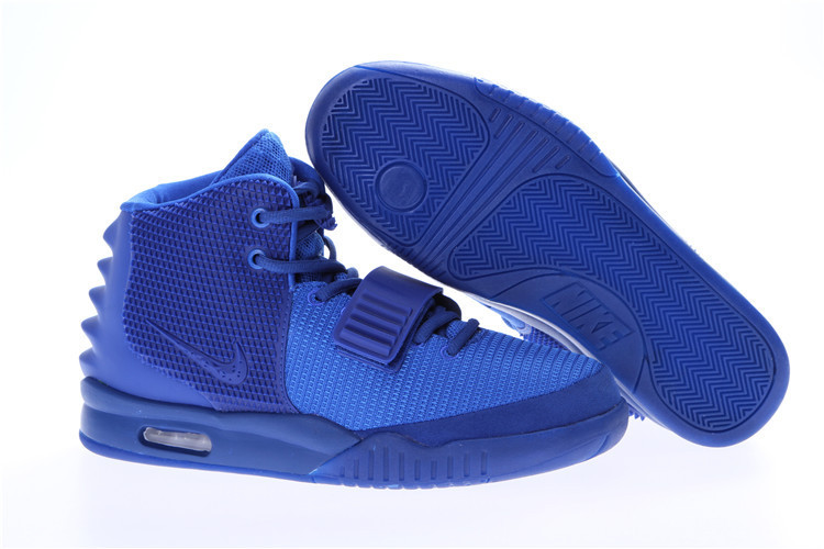 Кроссовки Nike Air Yeezy 2 NRG Gamma Blue (36-46)