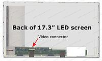 """Экран для ноутбука/ дисплей для ноутбука (матрица) 17,3"""" стандарт 40 pin/  LP173WD1 (TL) (C3)"""