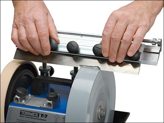 Насадка для заточки ножей электрорубанков