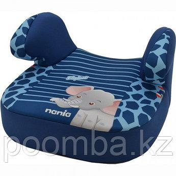 Nania Animals Бустер 18-36 кг Dream+Elephant Energy (синий)