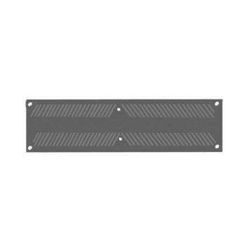 CCA-9-4005 фальш панель перфорированная 19* 1U