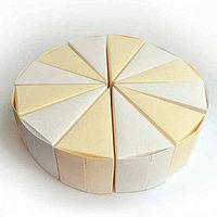 """Заготовки для бонбоньерок """"Торт"""""""