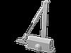 Доводчик дверной STAYER, для дверей массой до 100 кг, цвет белый