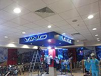 Объёмные буквы и надписи с контражурной подсветкой, фото 1